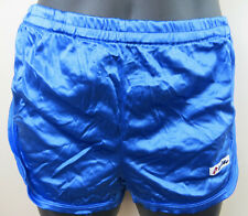 Lotto Retro Shiny 70s 80s Shorts Football Running Sports Nylon Mens Small Medium