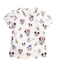 H&M Disney Mickey Mouse Micky Minnie Maus Donald Daisy Pluto  T-shirt♥ Gr.74 NEU