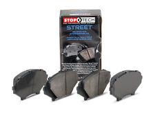 FRONT + REAR SET STOPTECH Street Performance Brake Pads WRX STP96187