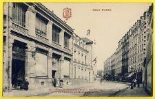cpa 75 - PARIS SOCIÉTÉ COOPÉRATIVE OUVRIÈRE l' EGALITAIRE Rue de SAMBRE et MEUSE