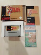 Zelda A Link To The Past - Complet - FRA - SNES Super Nintendo (FULL REPRO)