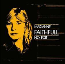 MARIANNE FAITHFUL No Exit LP Vinyl NEW