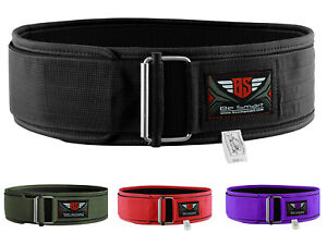 Weight Lifting Belt Functional Fitness Deadlift Training Back Support Workout