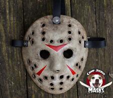 Friday the 13th Freddy vs. Jason FIlm Accurate Custom Handpainted  Hockey Mask