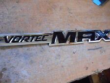2006 2007 2008 2009 CHEVROLET SILVERADO SS GMC SIERRA VORTEC MAX DOOR EMBLEM BLK
