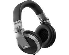 Pioneer HDJ-X5-S professional DJ headset Closed Dynamics Silver