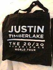 Justin Timberlake 20/20 Experience Tour Bag - *Small Blemish