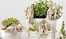 Set of 4 Angel Design Pot Huggers Polystone New