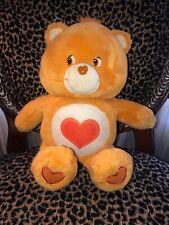 Care Bears Talking Tenderheart Bear With Light Up Tummy (2002)