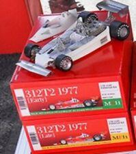1/20 Kit Ferrari 312 T2 1977 late  version. model factory hiro k750