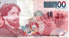 100 Francs Belgique 100 Frank Belgïe Pick 147b - James Ensor