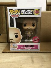 Funko Pop! Rocks: J Balvin #136 - J Balvin Limited Edition - Exclusive Blonde