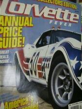 Corvette Fever Magazine July 1991 Duntov Turbo, Bloomington Gold Program, Callaw