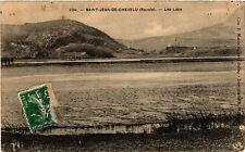 CPA   Saint-Jean-de-Chevelu (Savoie) - Les Lacs (438639)