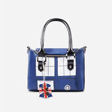 Doctor Who TARDIS Police Box Satchel Women Handbag Cross Body Purse Shoulder Bag