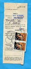1997 £.900 VITALE DA BOLOGNA COPPIA usati come SEGNATASSE   (207242)