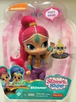Nickelodeon Shimmer and Shine Doll Fisher-Price Shimmer NEW!