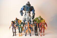 7 Marvel Legends BAF Apocalypse series Set complete variant X-23 ToyBiz Z9
