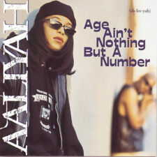 AALIYAH Age Ain't Nothing But A Number (1994) CD