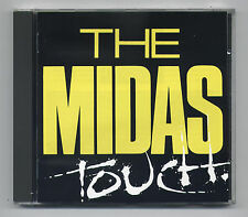 THE MIDAS TOUCH (1988 15 trk CD) Silencers, Patti Smith, Hothouse, Londonbeat