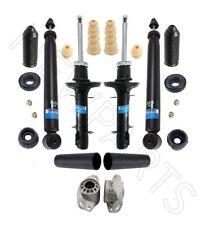 Kit Front & Rear Left & Right Shocks Struts Mounts & Bearings & Bellows for VW