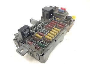 96-97 Integra Interior Cabin Fuse Relay Unit Control Box Assy Module Used OEM