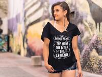 Wildfox Womens WCJ32632V Apres Ski Legend T-Shirt Multi Size M