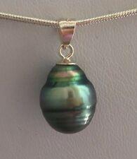Perle de Tahiti # TAHITIAN BLACK PEARL#  petit prix;-) !