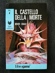 Librogame LUPO SOLITARIO - 7 - Il castello della Morte - J. DEVER