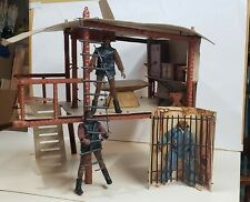 Vintage Mego Planet Of The Apes Tree House Pota