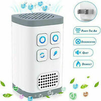 Purificateur d'air Ozone Generator 4IN Odor Remove Désinfection