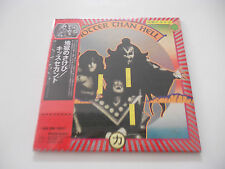 "Kiss ""Hotter than Hell""  Japan cd Paper Sleeve edition New Factory Sealed"