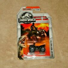 Matchbox Jurassic World Kawasaki Brute Force 750 BNISP