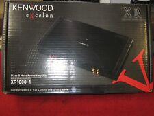 Kenwood XR1000-1 Mono Amplifier