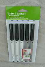 Cricut Explore Multi Pen Set, Black ~ New