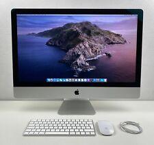 "Apple iMac Retina 5K 27"" i5 3,5 Ghz 16 GB Ram 1 TB SSD M290X 2 GB 2014 SILBER"
