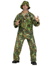 Special Force Adult Military Costume