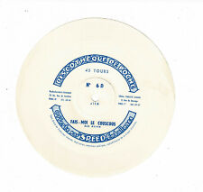 45T 15 cm Souple FAIS-MOI LE COUSCOUS Bob Azzam Pub SPEED Emb DISCOTHEQUE POCHE