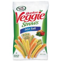 Sensible Portions Veggie Straws Sea Salt 1 oz Bag 30357
