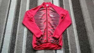 LADIES CYCLING JACKET JERSEY IN SIZE MEDIUM FROM DIDOO FULL ZIP