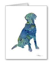 Chesapeake Bay Retriever Note Cards With Envelopes