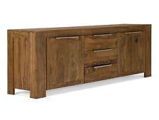 Sideboard Anrichte Schrank massiv Holz Palisander Möbel Wohnmöbel NEU STARK