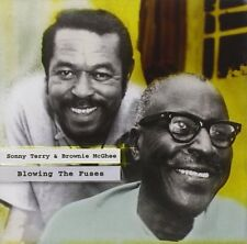 "Sonny Terry & Brownie McGhee ""Blowing The Fuses"" NEW & Sealed CD 1st Class Post"