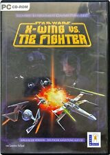 Star Wars X-Wing vs Tie Fighter - PC - 2001