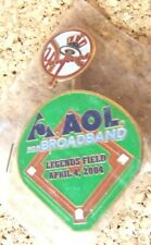 2004 NY New York Yankees Spring Training pin Legends Field AOL for Broadband