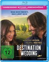 DESTINATION WEDDING (BLU-RAY) - REEVES,KEANU   BLU-RAY NEUF