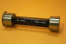 MTG Cylindrical Plug Gage Go 1.3950 NOGO 1.3990