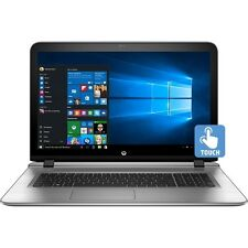"HP Envy Laptop Touch 17t 17 17.3"" 1080p i7-6700HQ 2.6Ghz 12GB 1TB Backlit Key AC"
