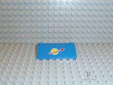 LEGO 3939p91 Bedr. pietra Space 33 3x6 Blu Classic Space Space logo piccolo r622