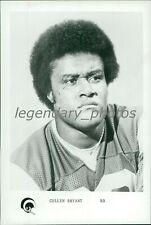 Circa 1970's Cullen Bryant RB Rams Football Original Press Photo